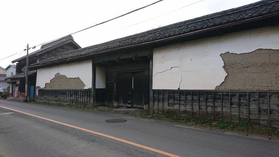 中山道の建物