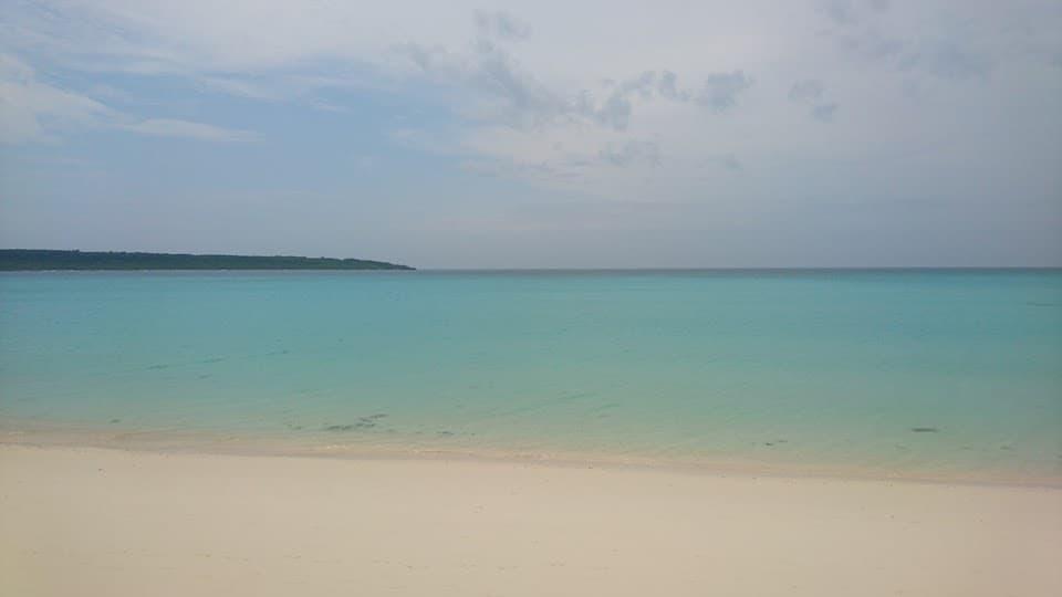 宮古島「与那覇前浜」で楽しむ、ほぼ貸切りのビーチラン