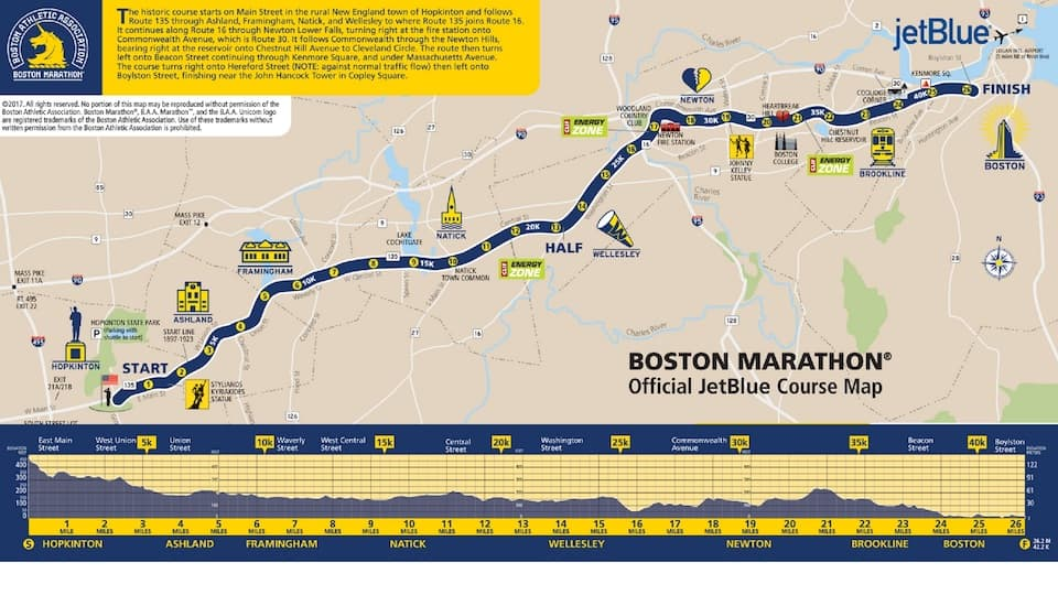 ボストンマラソンが「世界記録」の公認条件を満たしていないって知ってた?