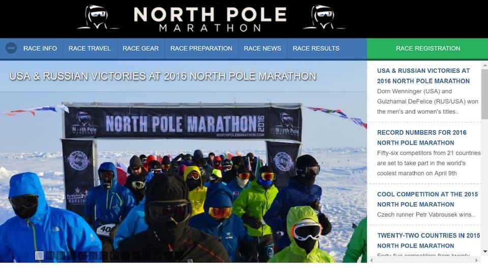 北極と南極を走る「極寒マラソン大会」があるって知ってた?