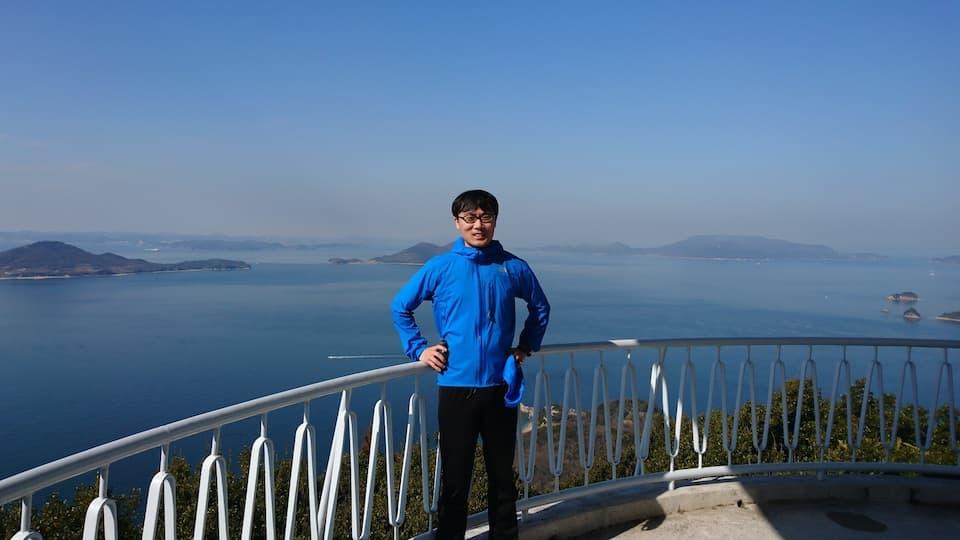 「屋島」のお遍路道で見つけた瀬戸内海の絶景スポット