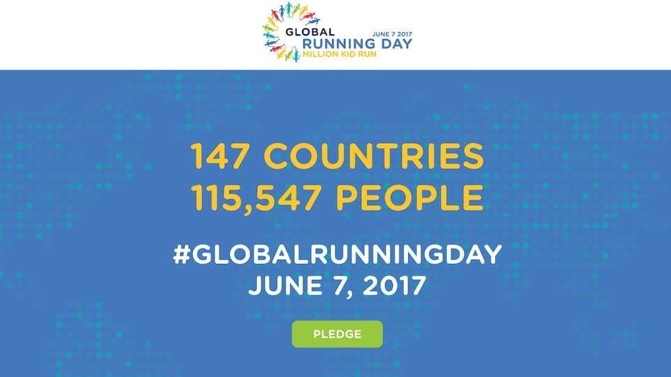 6月の第1水曜日は「世界ランニングの日」だって知ってた?1キロでもいいから走ってみよう!