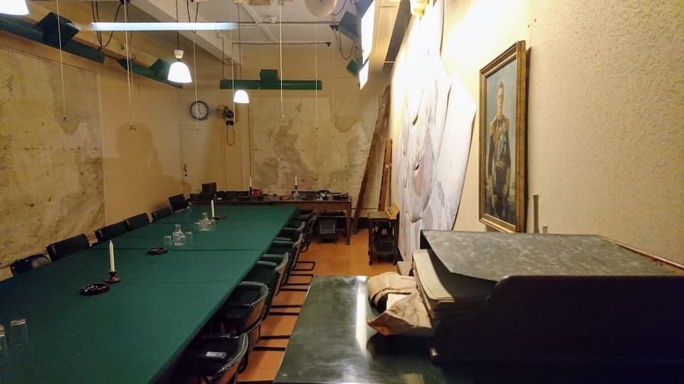 世界戦略はこの部屋で決められた。ロンドンの地下に眠る「チャーチル戦時執務室」を紐解く