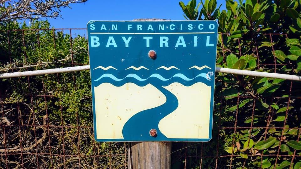 サンフランシスコで人気No.1のランニングコースは「ベイ・トレイル」
