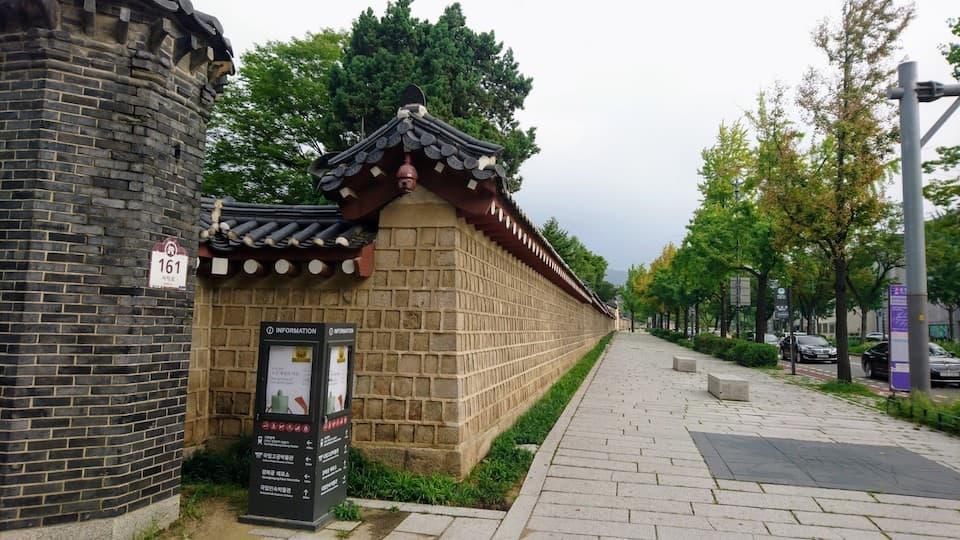 ソウルで皇居ラン?朝鮮王朝の王宮「景福宫」の周回コースを走ってみた