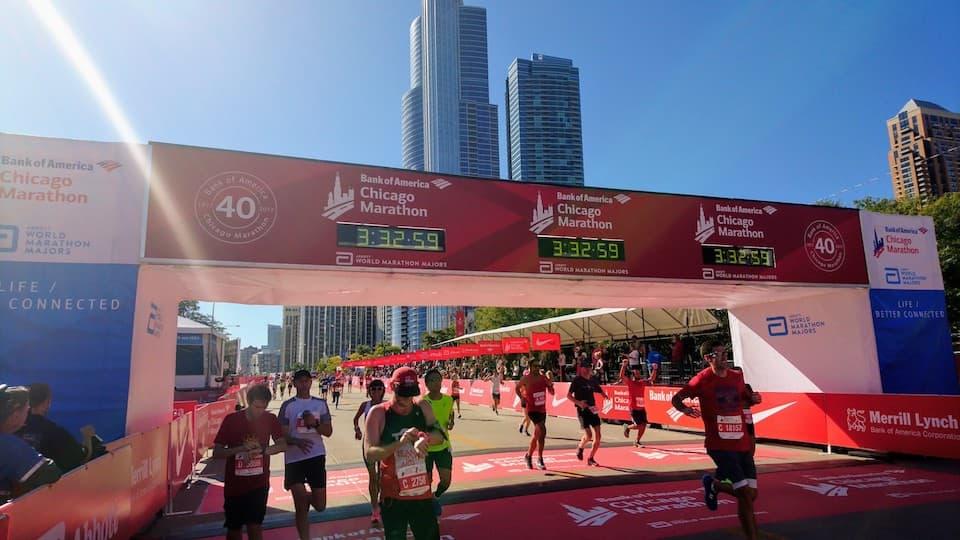 """海外マラソンの""""公式""""トレーニングプランが無料公開中!シカゴ、ボストン、ロンドン、NYC"""