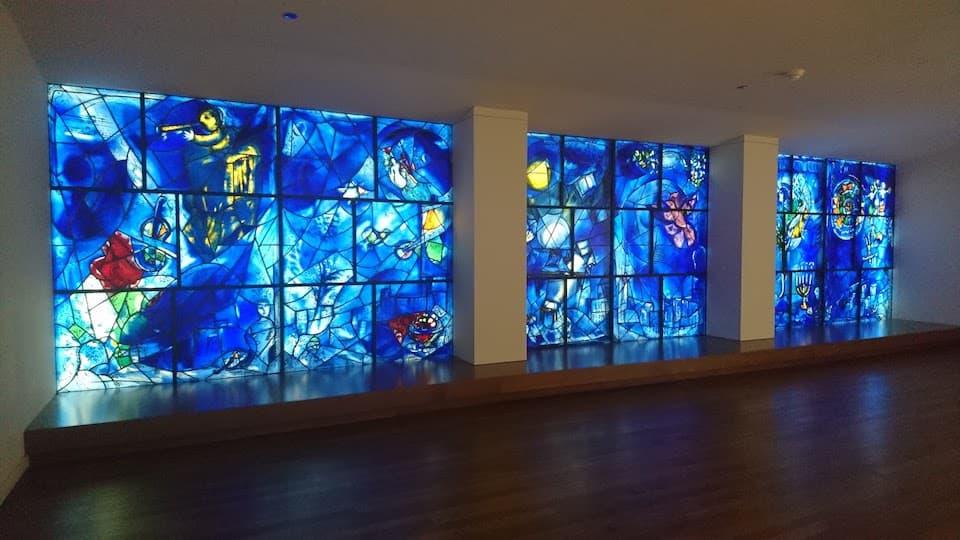 シャガールと安藤忠雄の意外な共通点 @シカゴ美術館