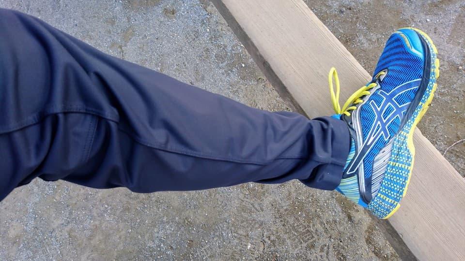 走るとアキレス腱がピリっと痛いっ!レース欠場の経緯と心境について
