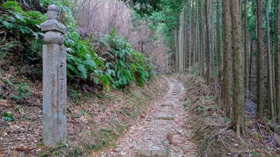 高野参詣道