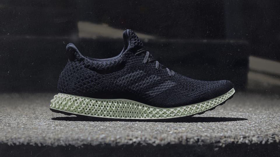 シューズ職人は不要。Adidas Futurecraft 4Dと Nike Epic React Flyknit の意外な共通点