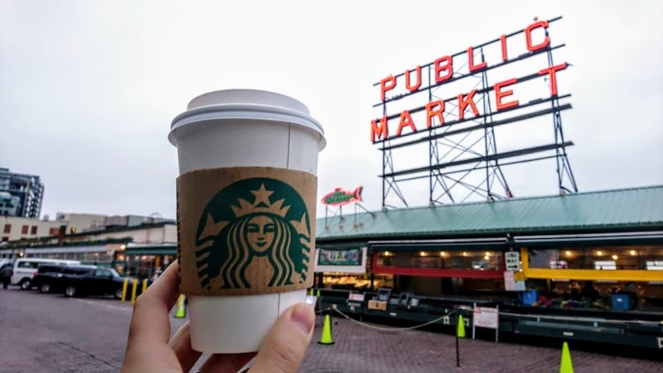 シアトルの「スターバックス 1号店」に行くなら早朝がおすすめ