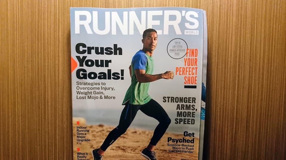 米ランニング雑誌『Runner's World』2018年3月号|ともらん