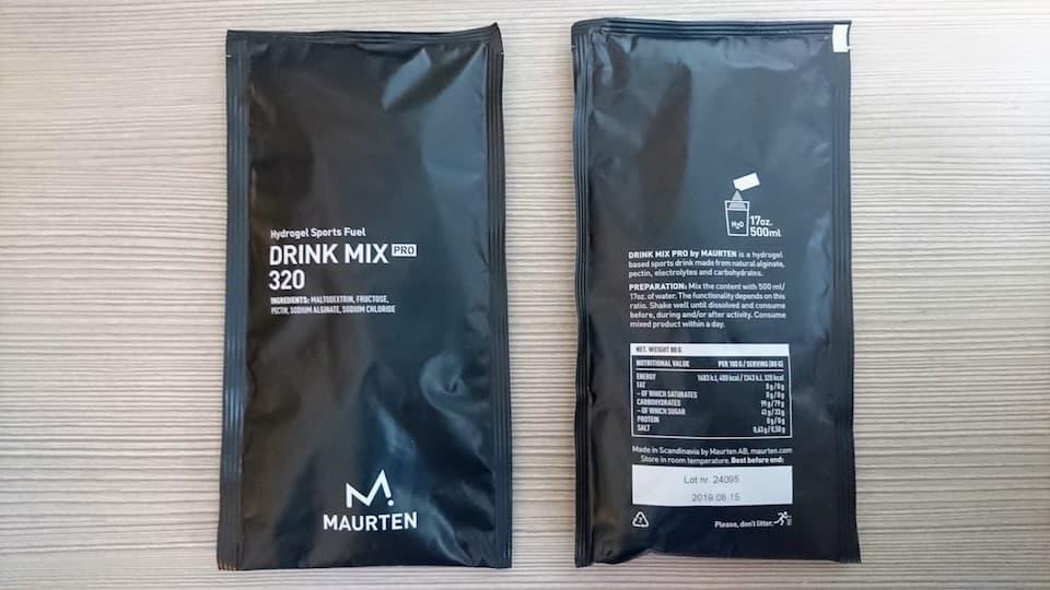 世界最強のスポーツドリンク Maurten(モルテン) Drink Mix 320レビュー|ともらん