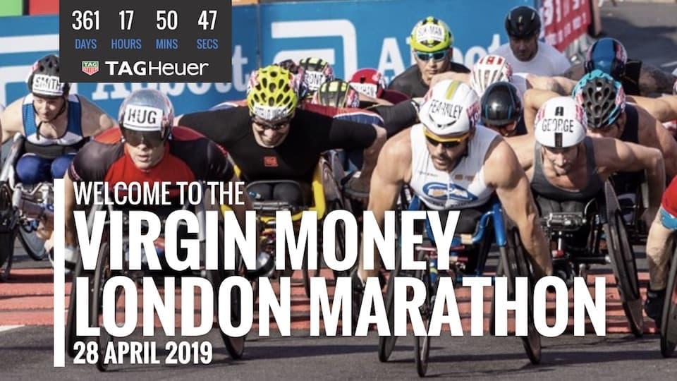 ロンドンマラソン【エントリー方法】一般抽選倍率は10倍超