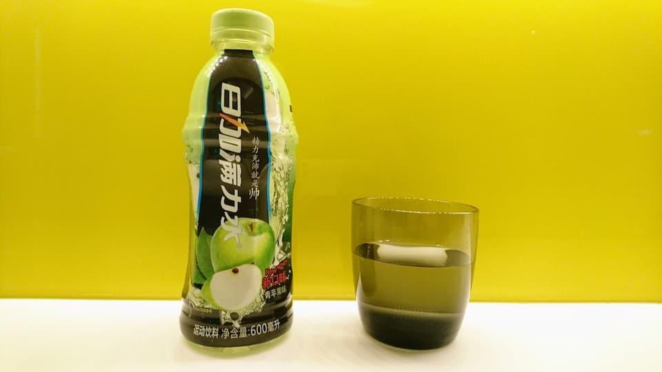 中国のスポーツドリンク(运动饮料)飲み比べ