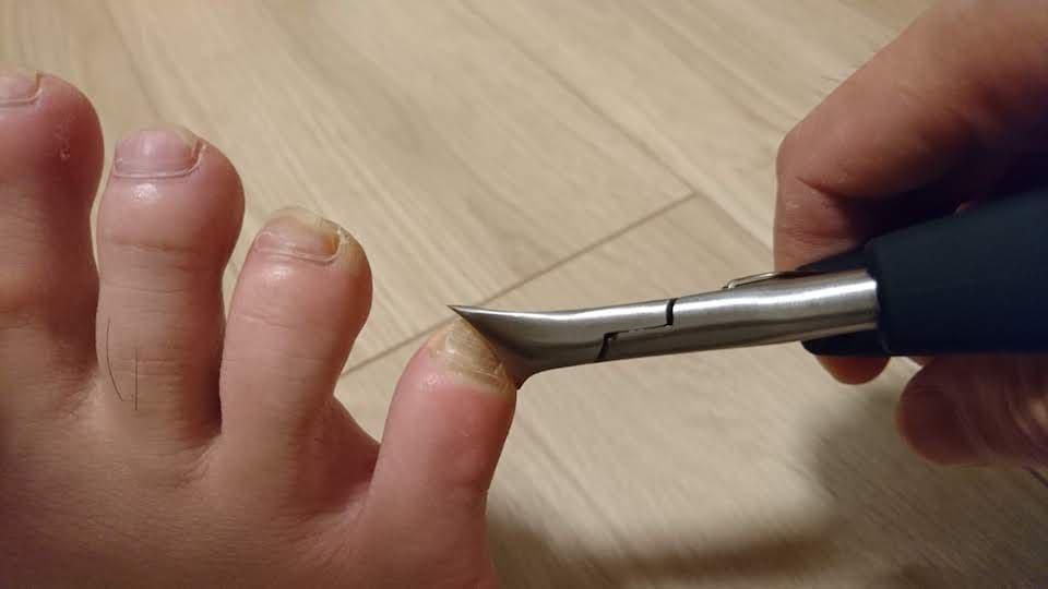 プロテア(PROTAIR)爪切りニッパーの評価&レビュー