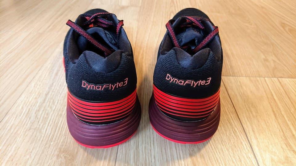 アシックス ダイナフライト3(DYNAFLYTE 3)の評価&レビュー
