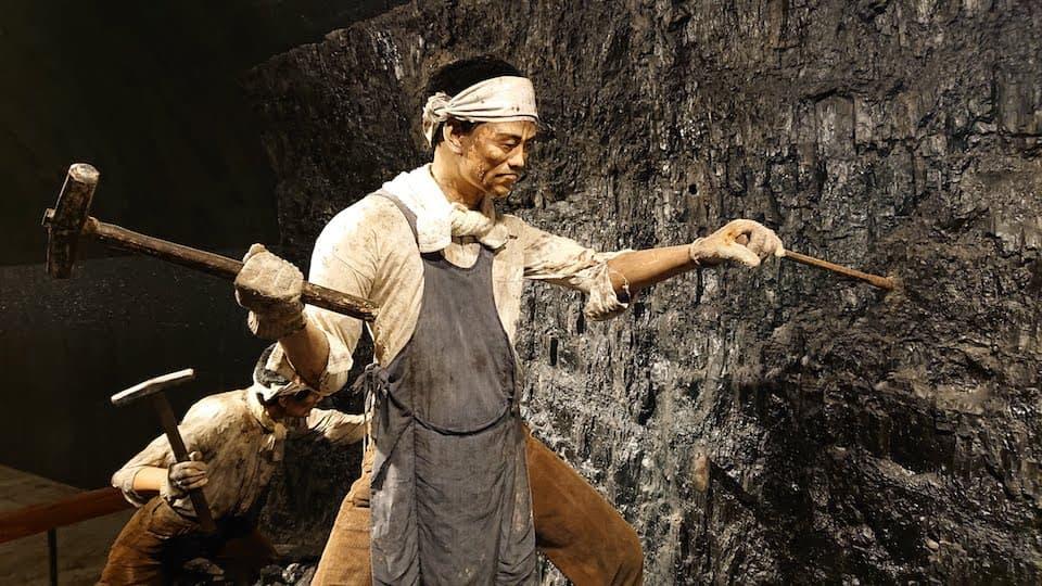 メロンだけじゃない!夕張のディープな観光スポット「石炭博物館」