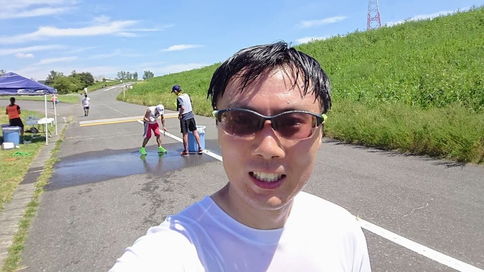 季節の彩湖ハーフマラソン