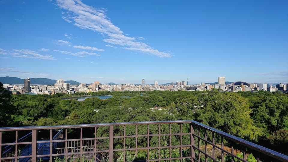 週刊ともらん:福岡の空