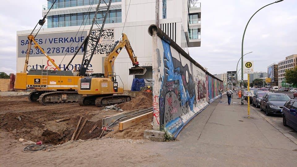 週刊ともらん:ベルリンの「壁」