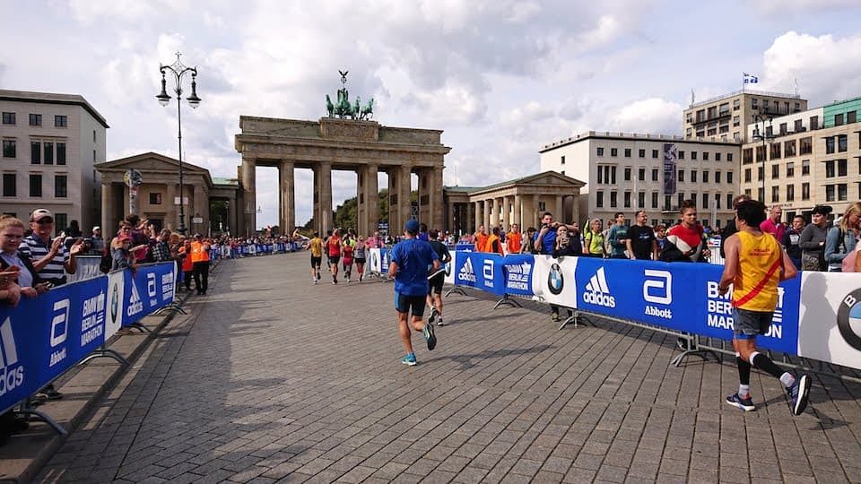 ベルリンマラソン【ブログレポート】世界最速コースで自己ベストを更新