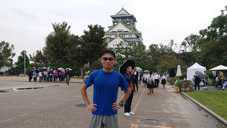 週刊ともらん:大阪を走る
