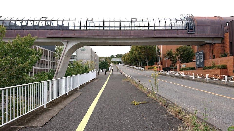 大東文化大学の東松山キャンパス
