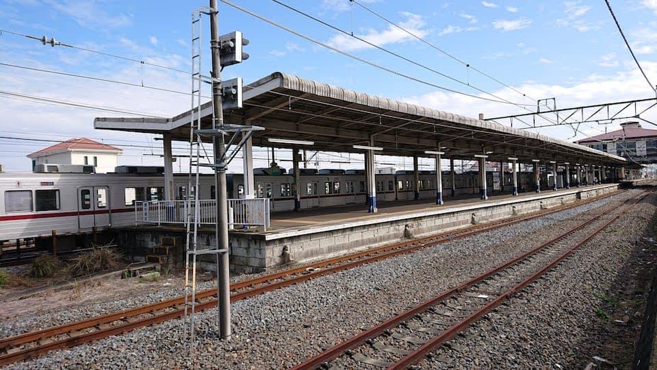 東武鉄道 高坂駅