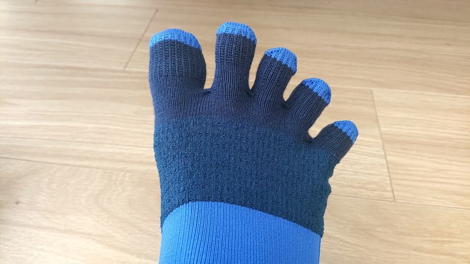 FOOTMAX 5本指の足指