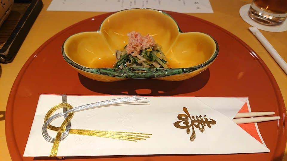米寿祝いの料理