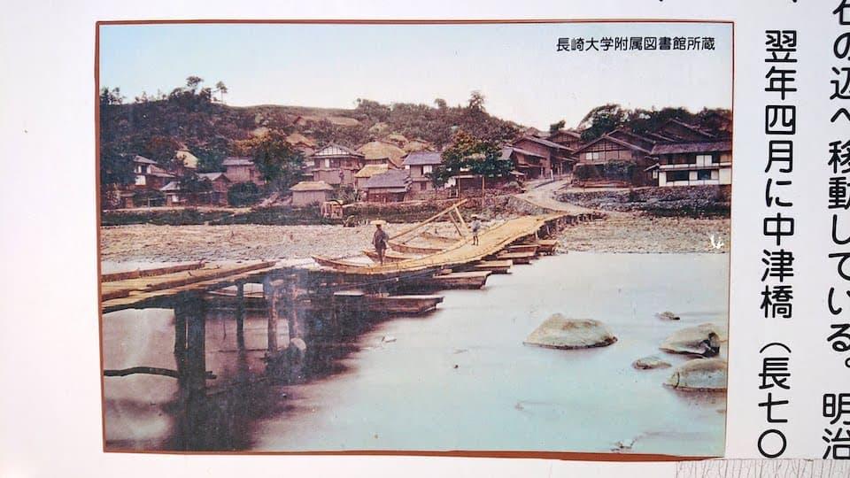 江戸時代の千曲川