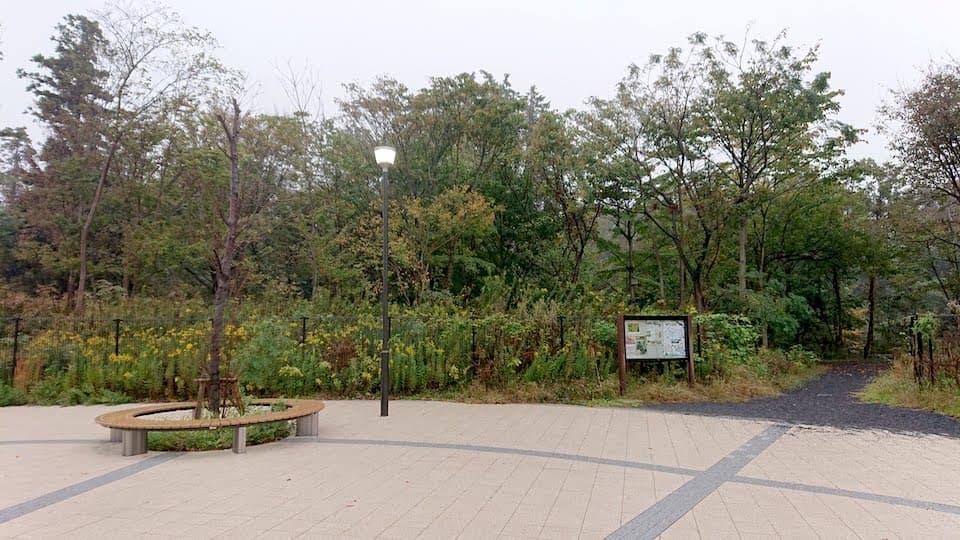 こんぶくろ池自然博物公園 ふじ池エリア