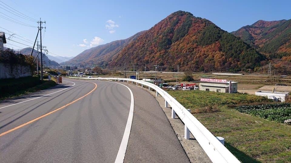中山道長久保宿周辺