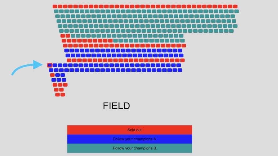 世界陸上ドーハ 観戦チケット予約サイト