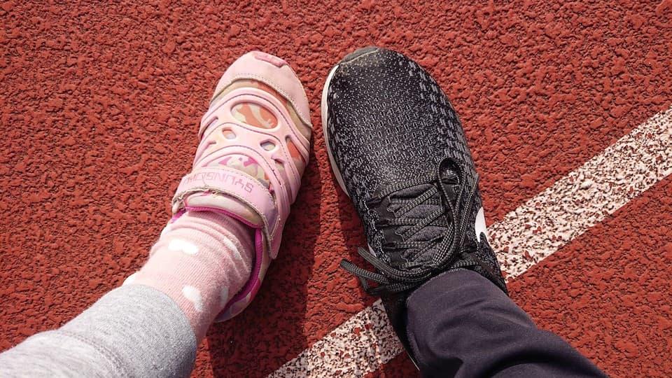 《さいたま国際マラソン》ファンランの部「親子ラン」参加レポート