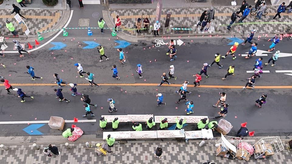 週刊ともらん:さいたま国際マラソン DNS→応援→観戦