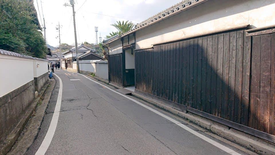 本村エリアの古民家