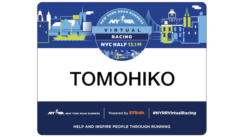 日本でも走れるニューヨークシティハーフマラソン?!バーチャルレースの参加方法まとめ