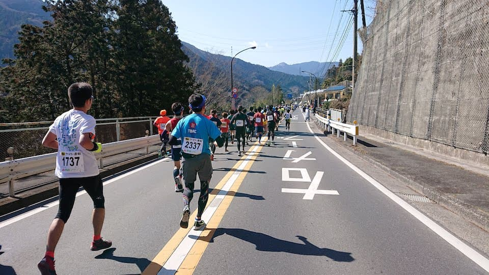 週刊ともらん:青梅マラソン30km走