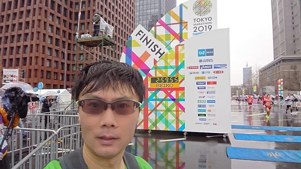 東京マラソン2019【ブログレポート】念願のサブ3達成!