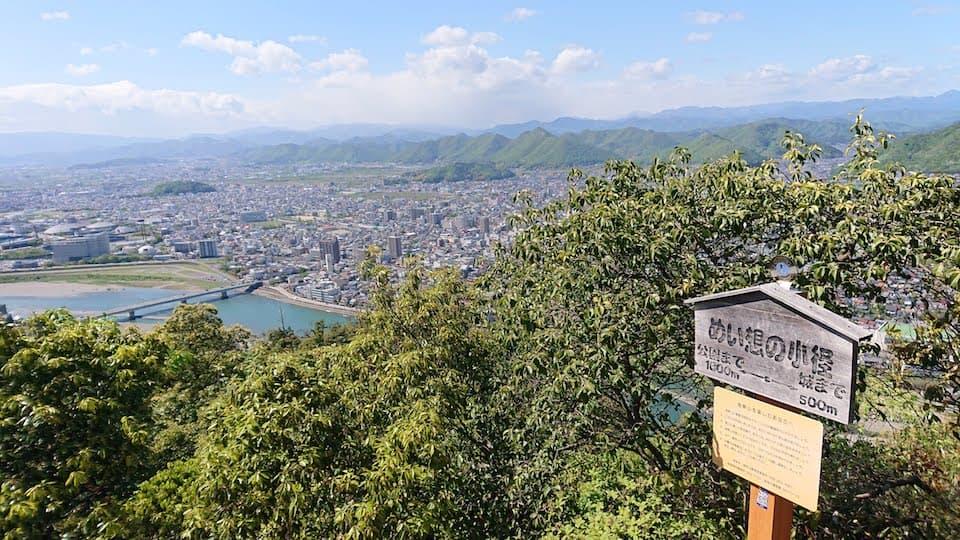 岐阜「金華山」で日帰り登山・トレイルランニング!おすすめの登山道を紹介