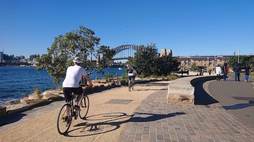 所要時間60分!シドニーの観光名所を巡るジョギングコース