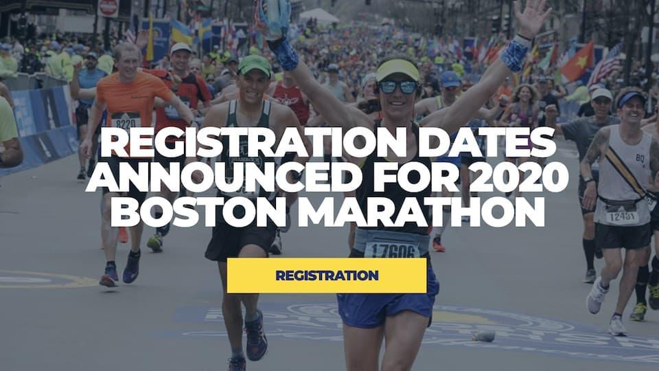 ボストンマラソン2020【エントリー】基準タイムが5分短縮