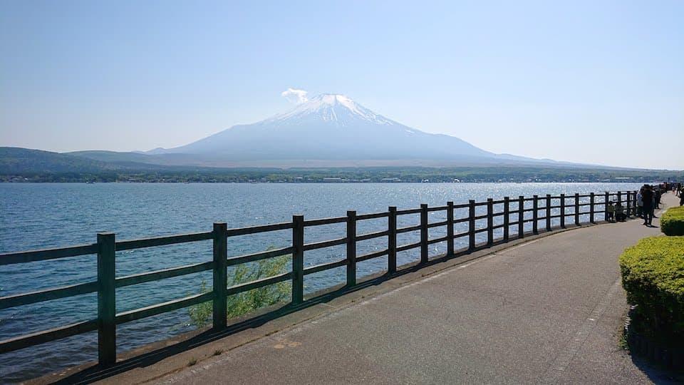 週刊ともらん:真夏日の山中湖
